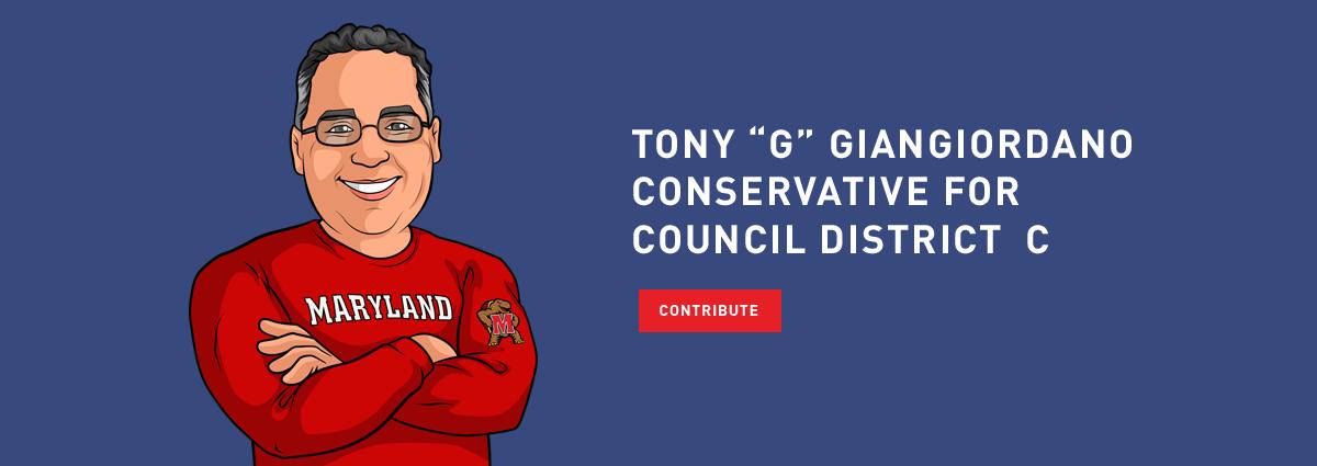 Vote Tony G